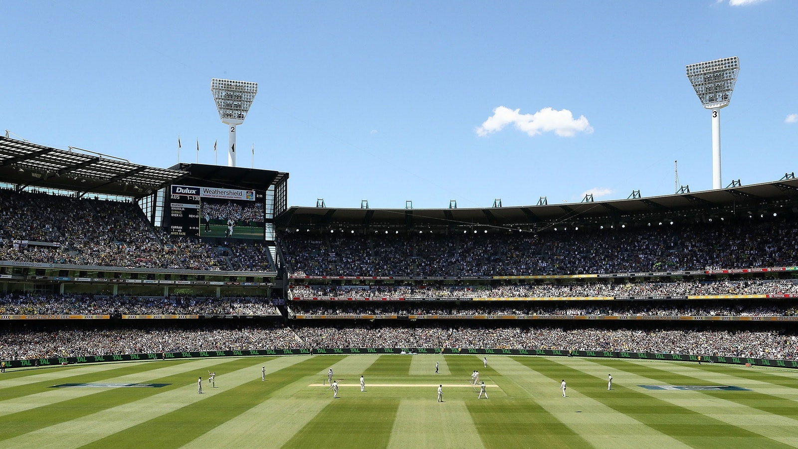mcg boxing day test 2018