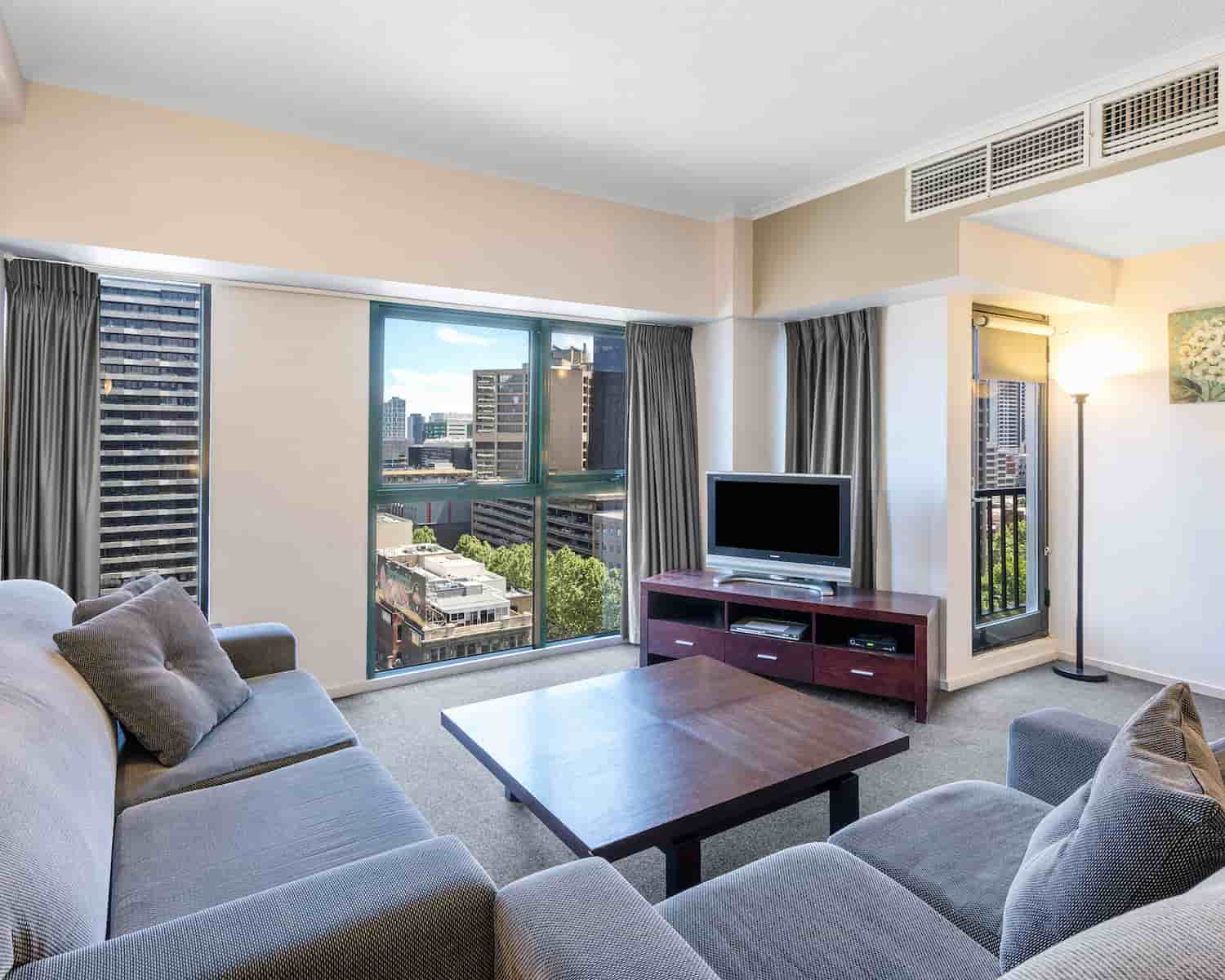 riverside apartments melbourne vic accommodation two bedroom deluxe apartment7 copy 2